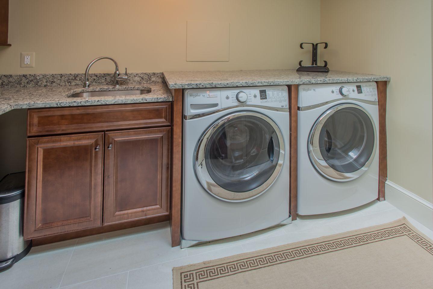 Laundry Rooms Ballard Mensua Architecture