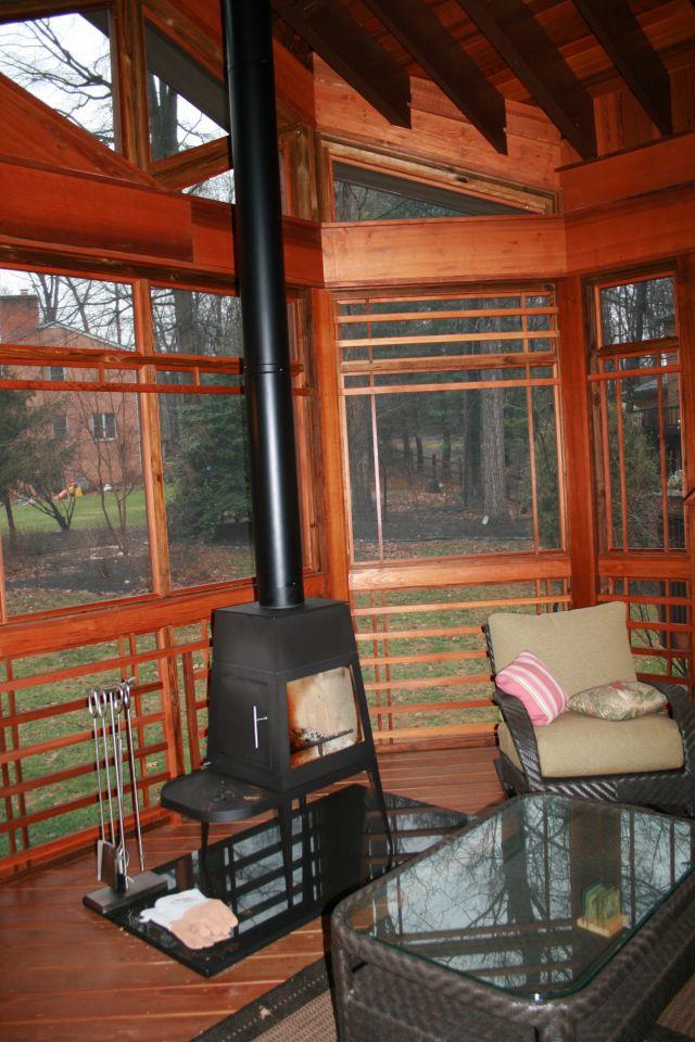 Shoji Screened Porch Ballard Mensua Architecture