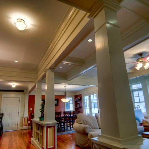 Henry Project's Arts and Crafts Columns