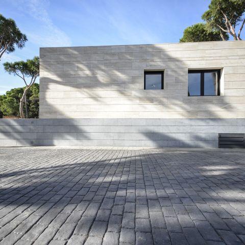 driveway and brickwork - Ballard & Mensua