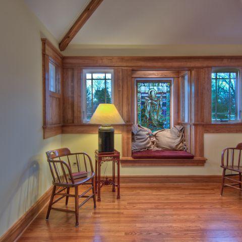loft with windows - carpenter's challege - Alison project