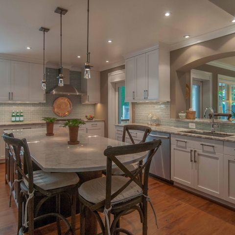 Bennington project - Little City rambler - kitchen detail