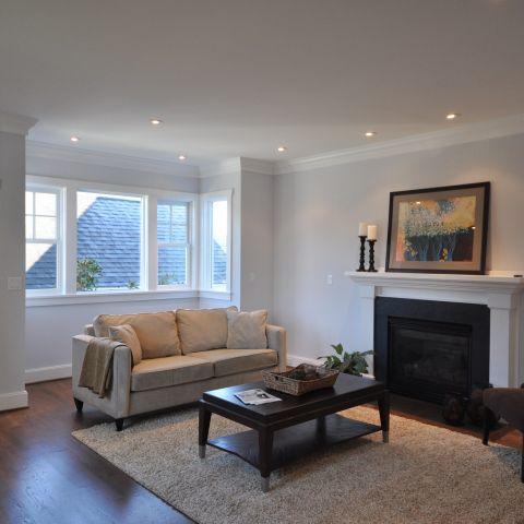 living room details - Clarendon bungalow - Cima project