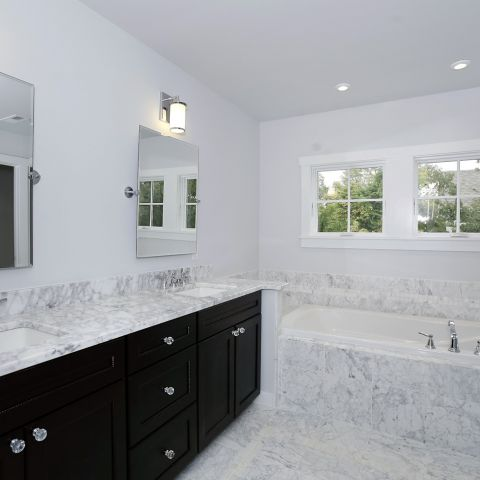 master bathroom final - Clarendon bungalow - Cima project