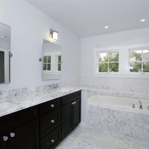 master bathroom final - Clarendon bungalow - Cima project