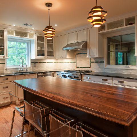 Cruzan project - Island rambler renovation - kitchen detail