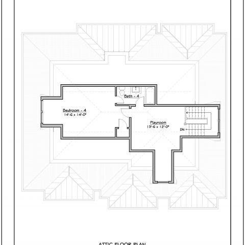 attic floor plan - tatari dillon project - ballard & mensua