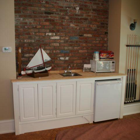 Enrico-Easton - waterfront cottage renovation - family room cabinet details