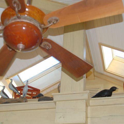 Enrico-Easton - waterfront cottage renovation - cottage loft after