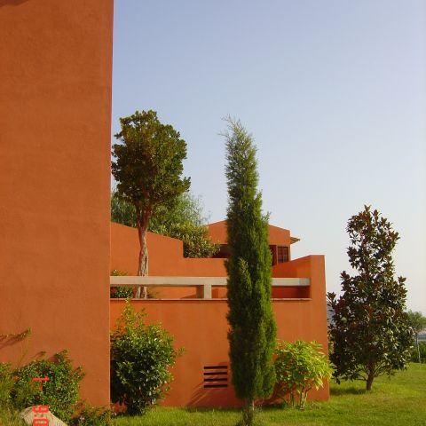 corner in southeast exterior - Costa Brava Project - Ballard & Mensua